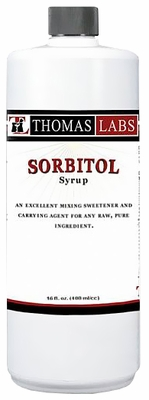 Thomas Labs Sorbitol Syrup (16 oz)