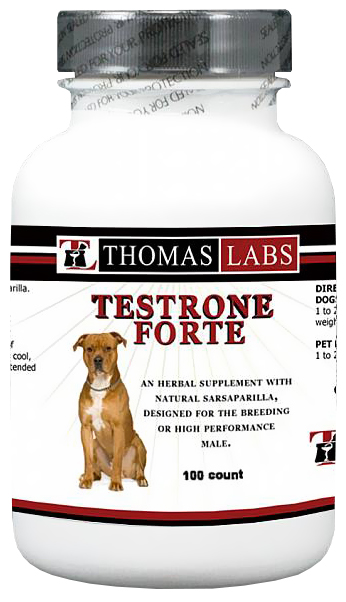 Thomas Labs Testrone Forte (100 count)