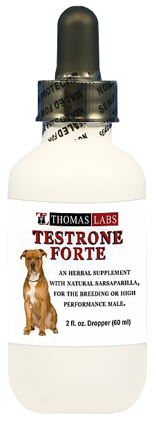 Thomas Labs Testrone Forte Liquid (2 oz)