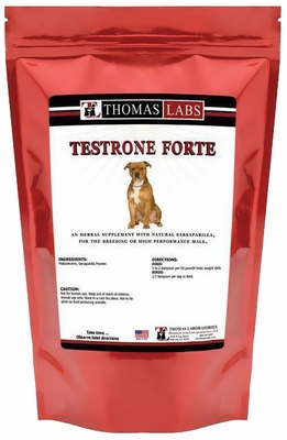 Thomas Labs Testrone Forte Powder (16 oz)