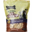 Three Dog Bakery Biscuits Miniature Peanut Butter (16 oz)