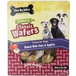 Three Dog Bakery Classic Wafers Apple Oatmeal (13 oz)