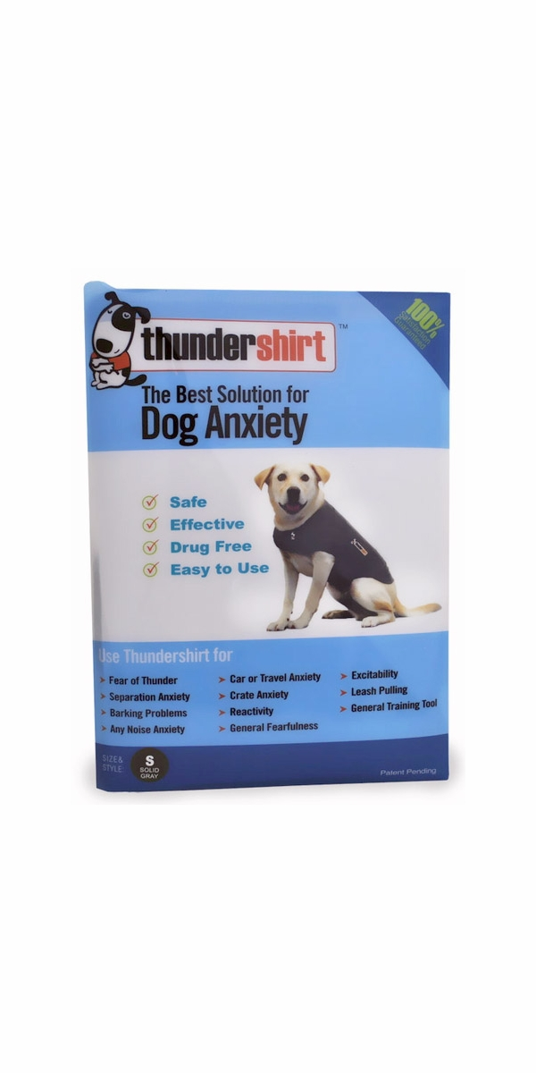 Thundershirt Dog Anxiety Solution - SMALL