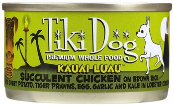 Tiki Dog Kauai Luau Succulent Chicken (2.8 oz)