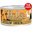 Tiki Dog Lahania Luau Succulent Chicken (2.8 oz) - 12 Pack