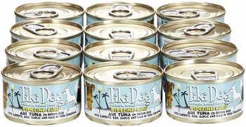 Tiki Dog Pipeline Luau Ahi Tuna (2.8 oz) - 12 Pack