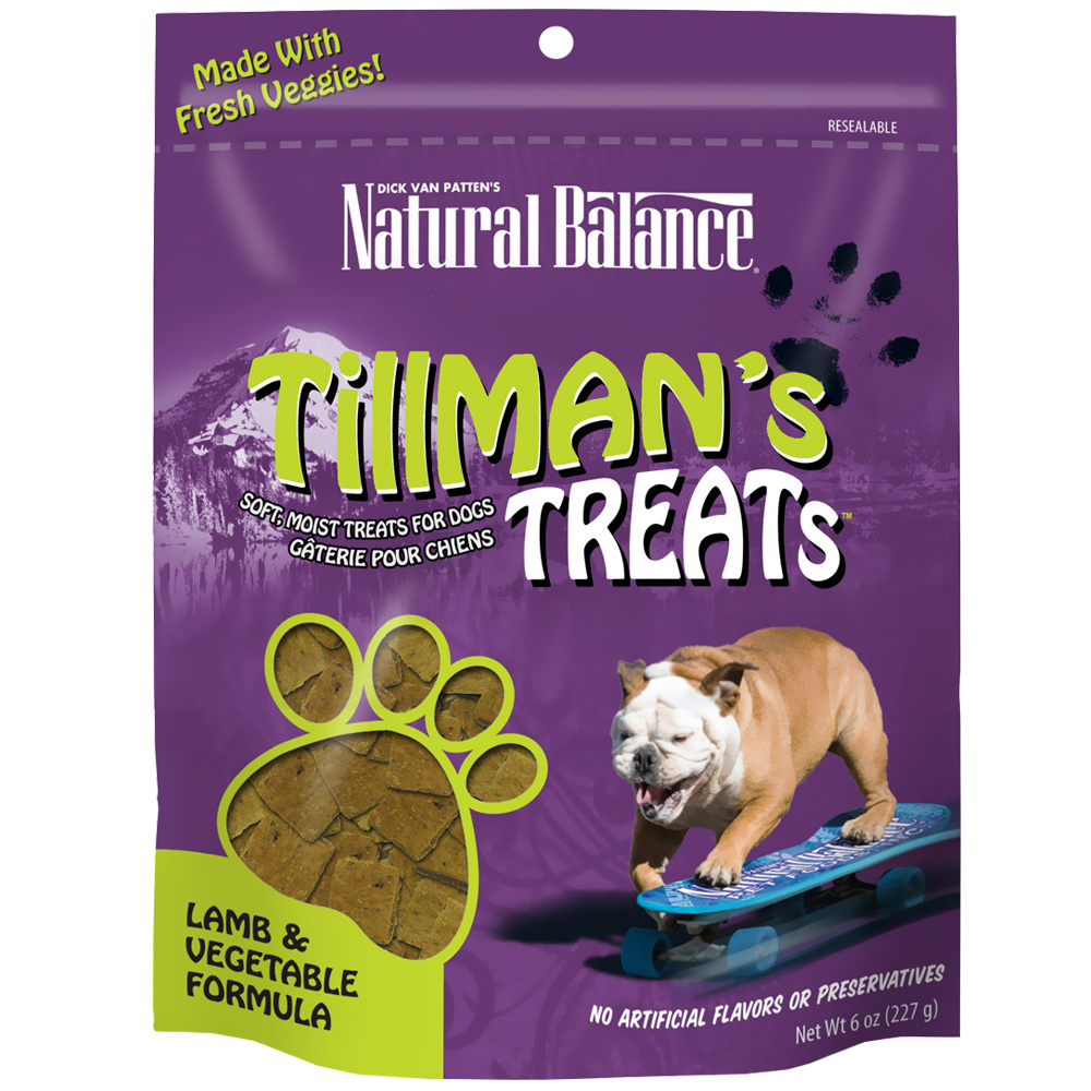 Tillman's Lamb & Vegetable Treats(6 oz)