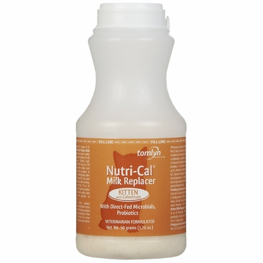 Tomlyn Nutri-Cal Milk Replacer for Kittens (8 oz)