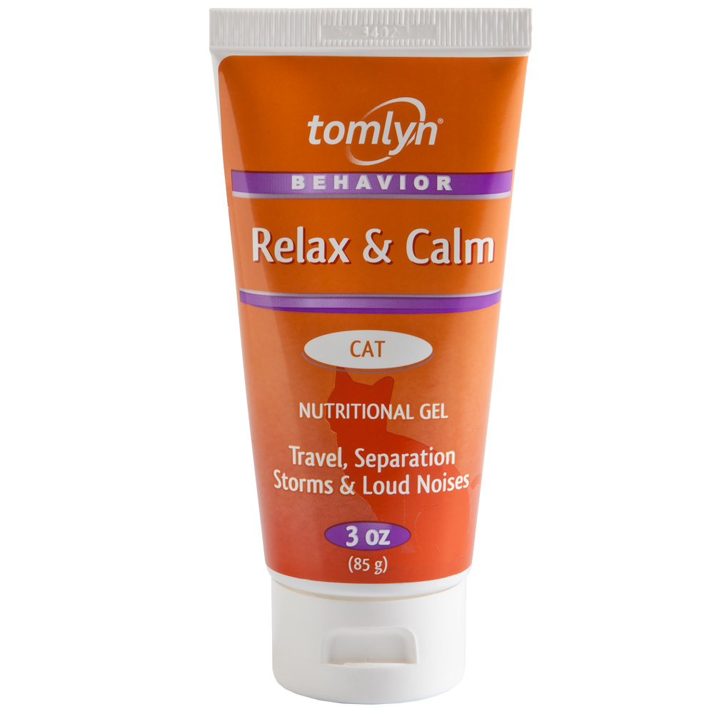 Tomlyn Relax & Calm Gel for Cats (3 oz)