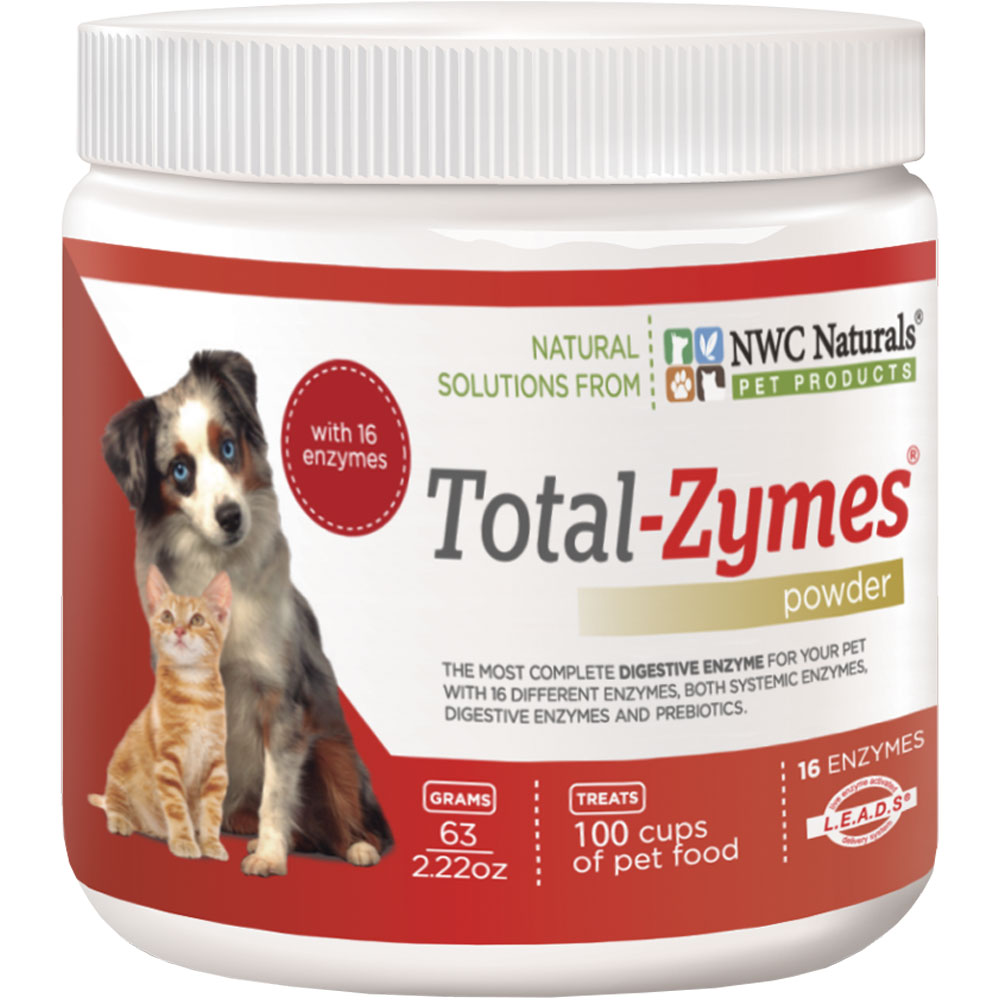 Total-Zymes Powder (2.22 oz)