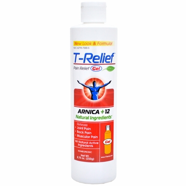 T-Relief Pain Relief Gel (250 gm)