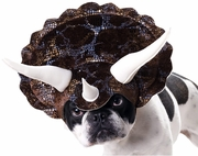 Triceratops Dog Costume