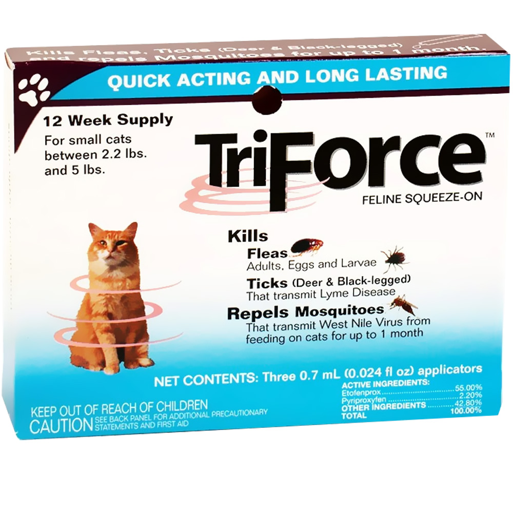 TriForce for Cats