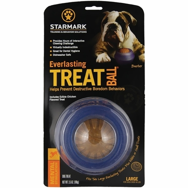Triple Crown Everlasting Treat Ball - LARGE (5