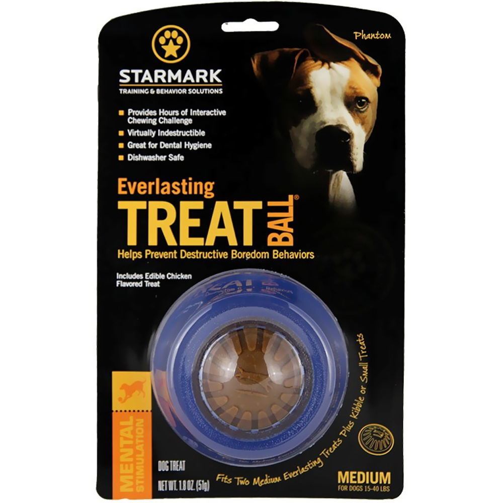 Triple Crown Everlasting Treat Ball - MEDIUM (3.75