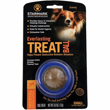 Triple Crown Everlasting Treat Ball - SMALL (2.5