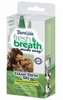 Tropiclean Fresh Breath Gel and Foam