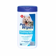 Tropiclean Oxy Med Pet Wipes
