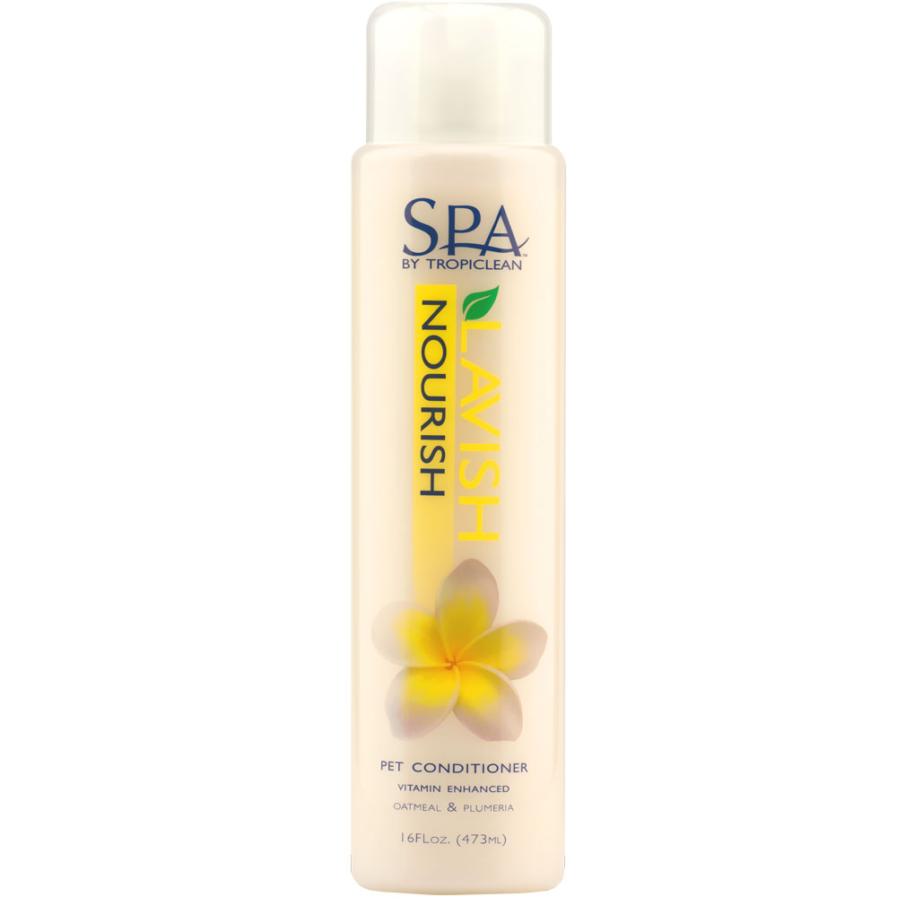 Tropiclean SPA Pet Conditioner - Nourish (16 fl oz)