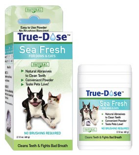 True-Dose Dental Powder Sea Fresh