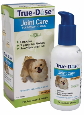 True-Dose Joint Care for Dogs - under 50 lbs (4 oz)