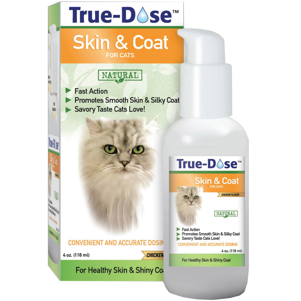True-Dose Skin & Coat for Cats (4 oz)