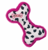 Ty Bow Wow Beanies Pink Cow Print Bone