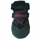 Ultra Paws® Durable Dog Boots Black - Extra Large
