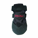 Ultra Paws® Durable Dog Boots Black - Large