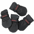 Ultra Paws® Durable Dog Boots Black - Small