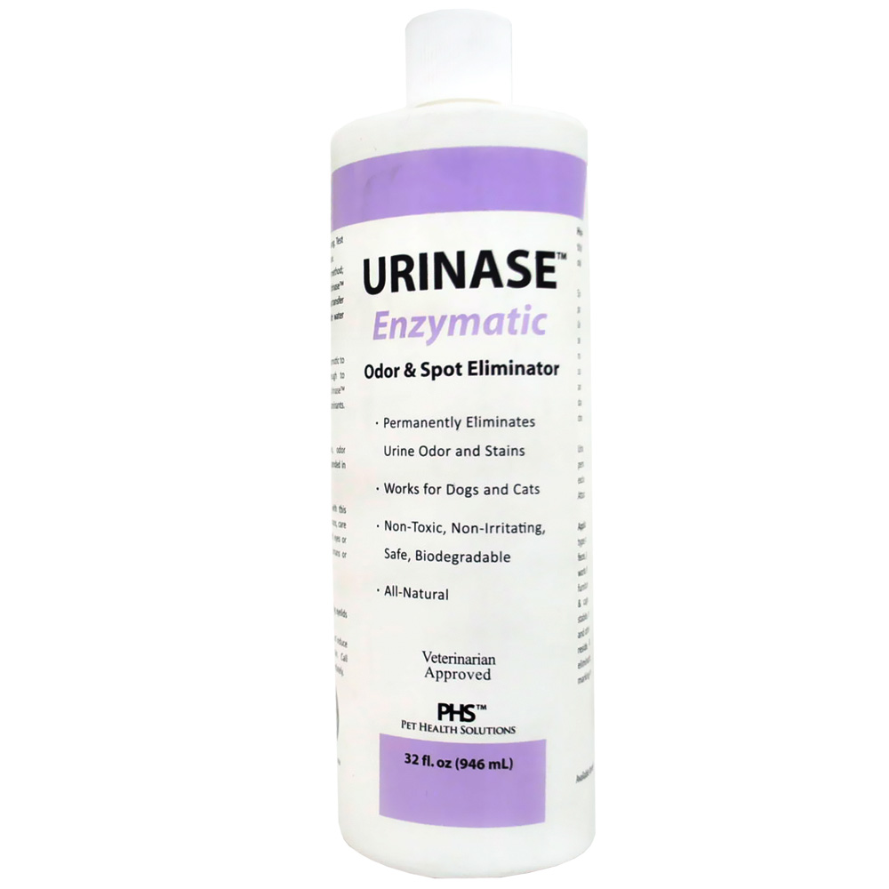 URINASE Enzymatic Odor & Spot Eliminator (32 oz)
