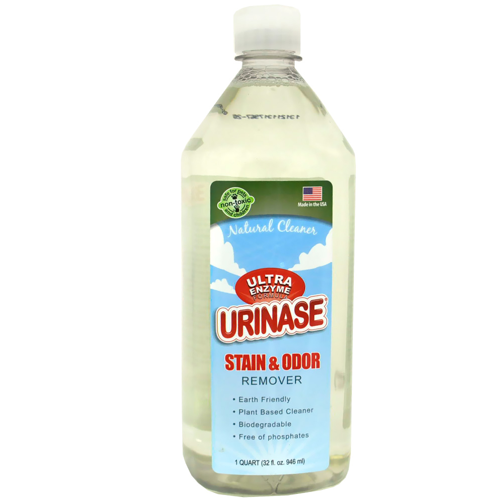 URINASE Stain & Odor Remover Ultra Enzyme (32 fl oz)