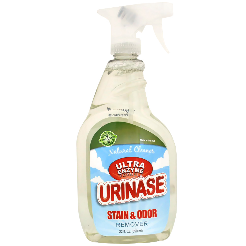 URINASE™ Stain & Odor Remover Ultra Enzyme Spray (22 fl oz)