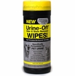 Urine OFF Odor & Stain Remover Wipes - 35 X Large Wipes