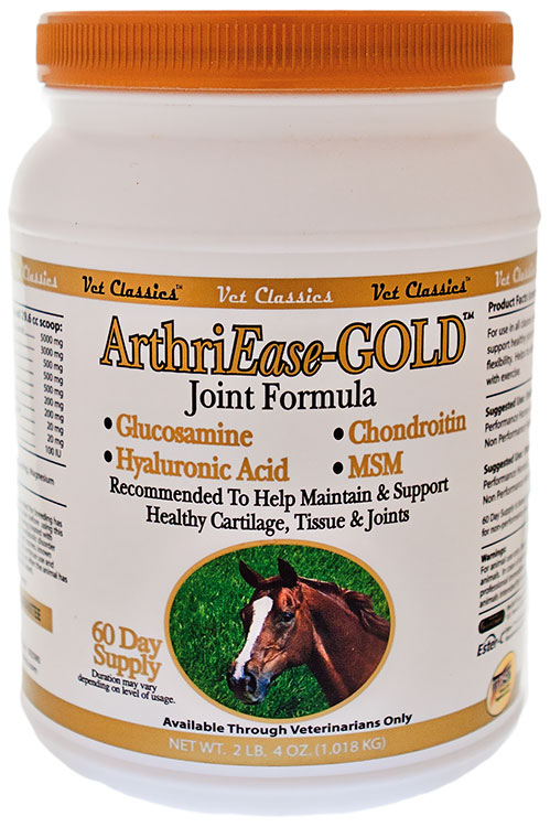 Vet Classics ArthriEase Gold Powder for Horses - 60 Day Supply