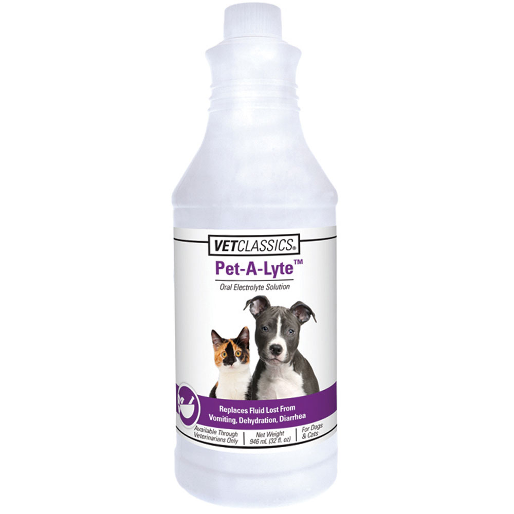 Vet Classics Pet-A-Lyte Oral Electrolyte Solution�(32 oz)