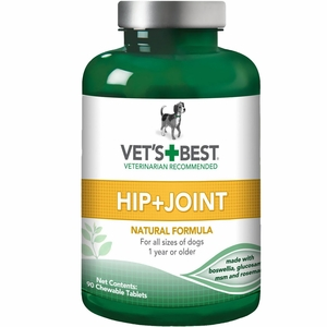 Vet's Best Hip Joint For Dogs (90 Chewable Tablets)