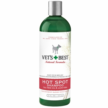 Vet's Best Hot Spot Shampoo (16 fl oz)