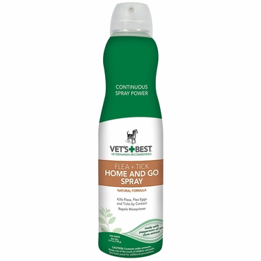 Vets Best Natural Flea And Tick Spray Reviews