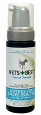Vet's Best Waterless Dog Bath For Dogs (5 fl oz)
