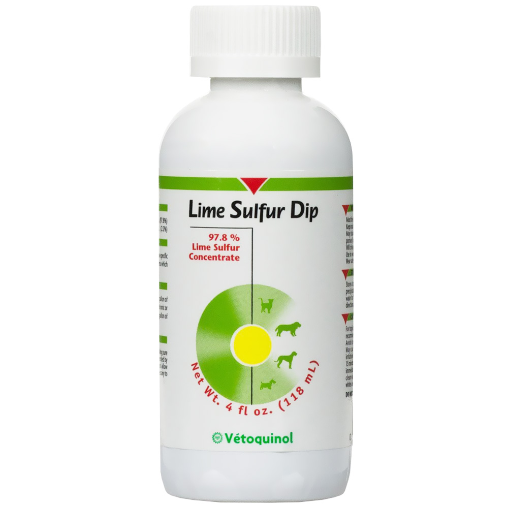 Vet Solutions Lime Sulfur Dip (4 oz)
