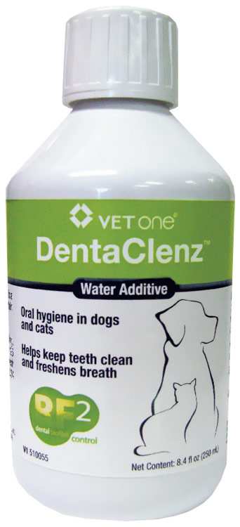 VetOne DentaClenz Water Additive (8.4 oz)