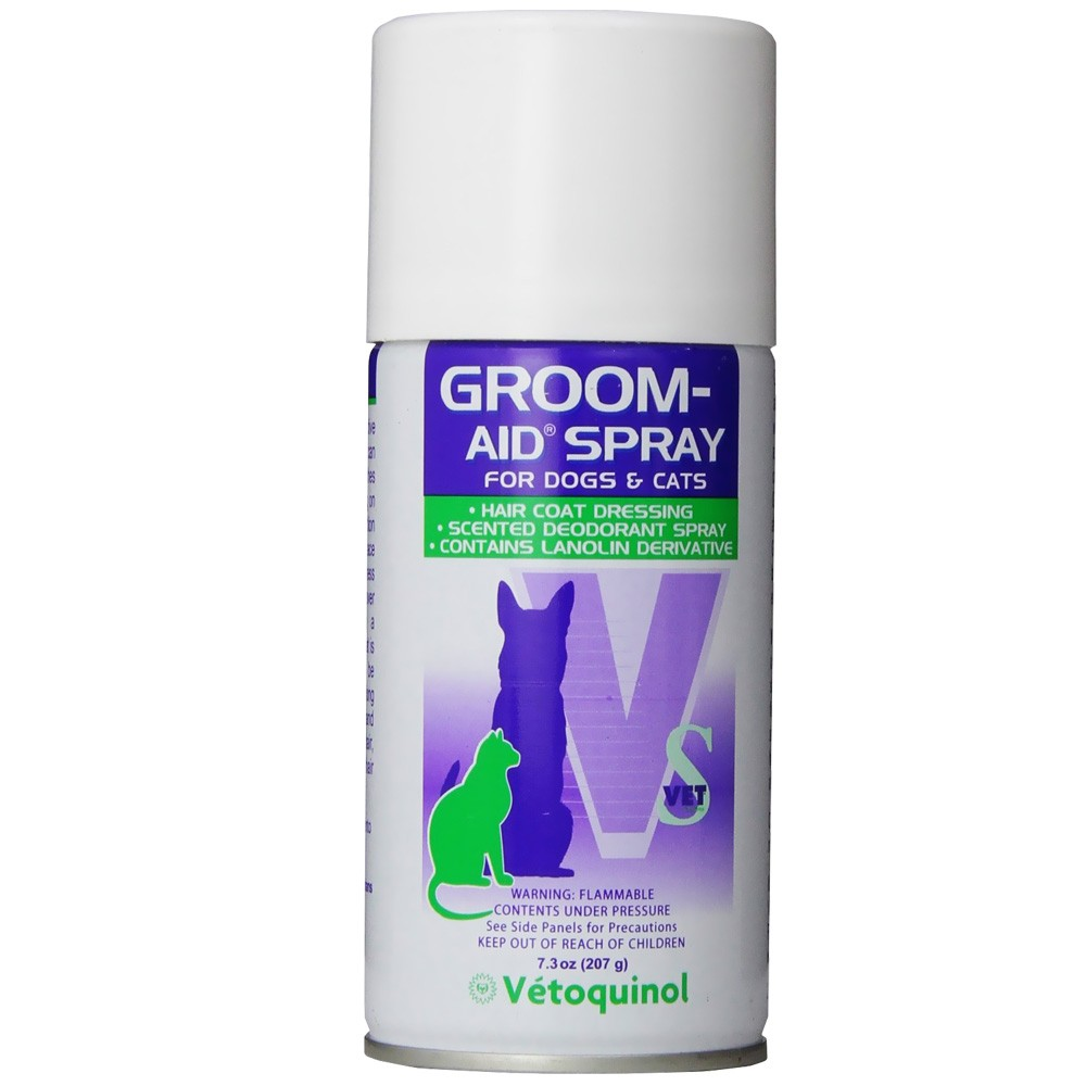 Vetoquinol Groom-Aid Spray