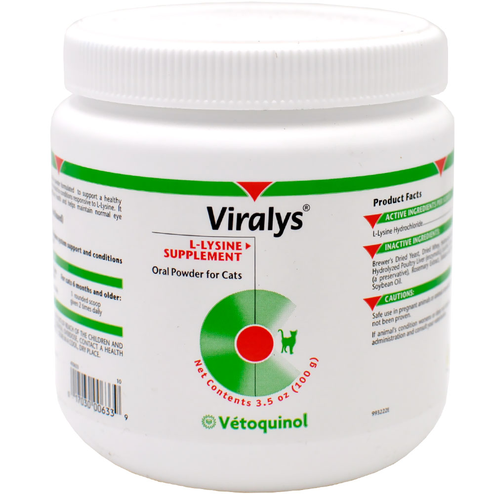 Viralys For Cats And Dogs