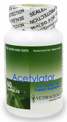 VetriScience Acetylator (60 capsules)