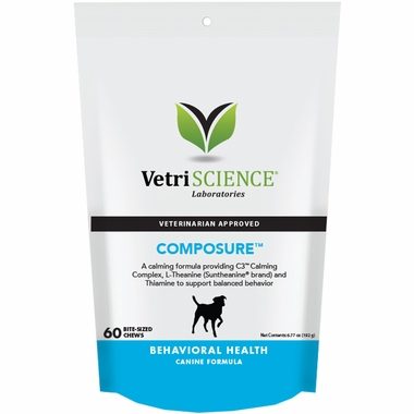 Vetri-Science Composure Bite-Sized Chews (60 Chews)