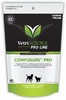 Vetri-Science Composure Pro Bite Sized Chews for Dogs and Cats - Chicken Flavor (60 count)