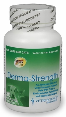 VetriScience Derma-Strength (30 Tabs)