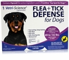 Vetri-Science Flea & Tick Defense for Dogs and Cats
