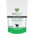 VetriScience Nu-Cat Senior for Cats (120 SOFT CHEWS)
